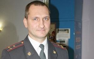 Начальник управления Федеральной службы национальной гвардии РФ поЯНАО