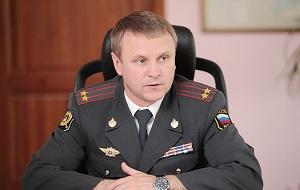 Начальник управления Федеральной службы национальной гвардии РФ поКрасноярскому краю
