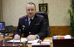 Начальник управления Федеральной службы национальной гвардии РФ по Республике Хакасия