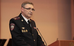 Начальник управления Федеральной службы войск национальной гвардии РФ поРеспублике Коми