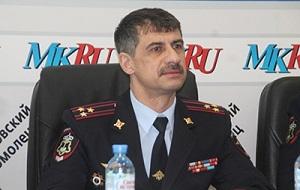Начальник управления Федеральной службы национальной гвардии РФ поСаратовской области