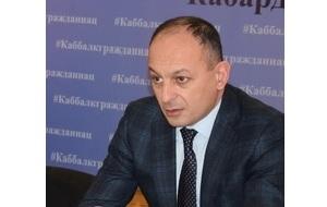 Начальник управления Федеральной службы национальной гвардии РФ поКабардино-Балкарской Республике