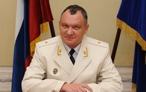Прокурор Ленинградской области