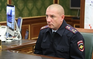 Начальник управления Федеральной службы национальной гвардии РФ поРеспублике Ингушетия