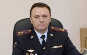 Врио начальника УМВД России по Астраханской области, полковник внутренней службы