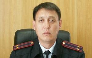 Начальник управления Федеральной службы национальной гвардии РФ поРеспублике Калмыкия