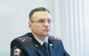 Начальник управления по Архангельской области полковник полиции