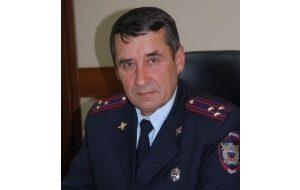 Врио начальника УМВД РФ по Забайкальскому краю - начальник полиции, полковник полиции