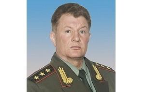 Командующий Приволжским округом войск национальной гвардии Российской Федерации