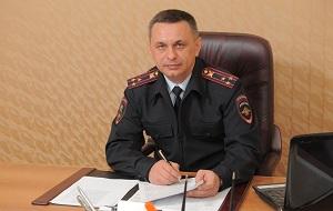 Начальник управления Федеральной службы национальной гвардии РФ поОренбургской области