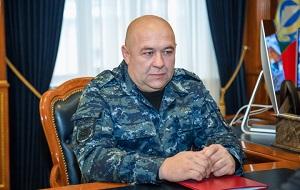 Начальник управления Федеральной службы национальной гвардии РФ поКарачаево-Черкесской Республике
