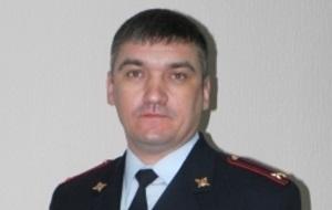 Начальник управления Федеральной службы национальной гвардии РФ поЗабайкальскому краю