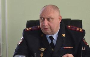 Начальник управления Федеральной службы войск национальной гвардии РФ поНовгородской области