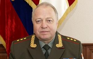 Командующий Сибирским округом войск национальной гвардии Российской Федерации