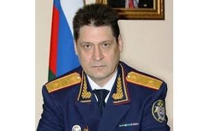 Руководитель Cледственного управления Следственного комитета РФ по городу Севастополь