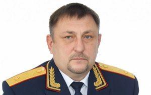 Руководитель Cледственного управления Следственного комитета РФ по Чукотскому автономному округу