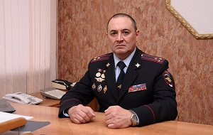 Начальник управления Федеральной службы национальной гвардии РФ поУдмуртской Республике