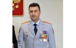 Начальник управления Федеральной службы войск национальной гвардии РФ поМурманской области