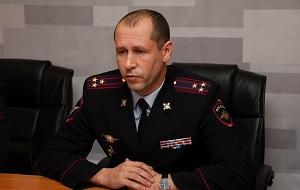 Начальник управления Федеральной службы национальной гвардии РФ поРеспублике Саха-Якутия