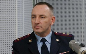 Начальник управления Федеральной службы национальной гвардии РФ поАмурской области