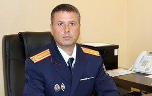 Руководитель следственного управления Следственного комитета РФ по Вологодской области
