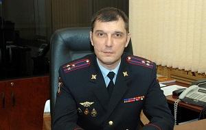 Начальник управления Федеральной службы национальной гвардии РФ по Свердловской области