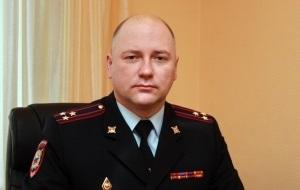 Начальник управления Федеральной службы национальной гвардии РФ поНовосибирской области