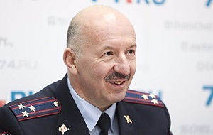 Начальник управления Федеральной службы национальной гвардии РФ поЧелябинской области