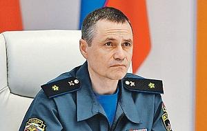 Заместитель Министра Российской Федерации по делам гражданской обороны, чрезвычайным ситуациям и ликвидации последствий стихийных бедствий.