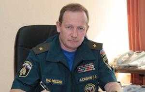 Статс-секретарь - заместитель Министра Российской Федерации по делам гражданской обороны, чрезвычайным ситуациям и ликвидации последствий стихийных бедствий