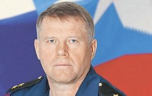 Заместитель Министра Российской Федерации по делам гражданской обороны, чрезвычайным ситуациям и ликвидации последствий стихийных бедствий, генерал-лейтенант