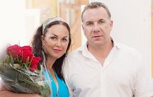 Жена депутата Олега Грищенко