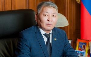 Российский политик, депутат Народного Хурала Республики Бурятия, Председатель Народного Хурала Республики Бурятия