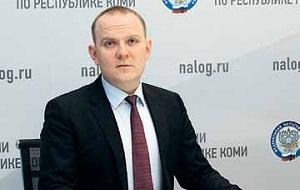 Руководитель Управления Федеральной налоговой службы по Республике Коми