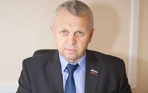 Депутат Государственной думы РФ VII созыва, предприниматель