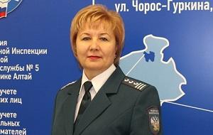 (9) Руководитель Управления Федеральной налоговой службы по Республике Алтай