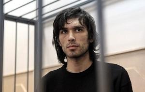 Обвиняемый в участии в массовых беспорядках и применении насилия к сотруднику полиции на Болотной площади