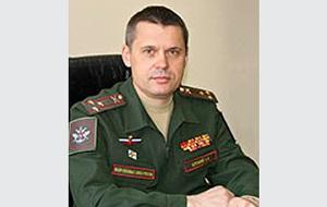 Начальник Продовольственного управления Министерства обороны Российской Федерации, полковник