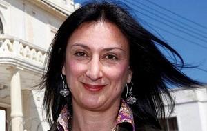 Мальтийская журналистка, критиковавшая власти острова и занимавшаяся, среди прочего, расследованием их связей с панамскими офшорами.
