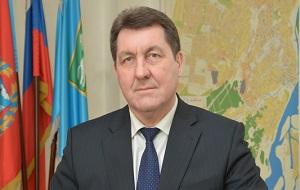 Глава администрации города Барнаула с 25 декабря 2015 года