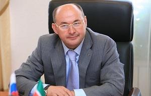 """Генеральный директор ОАО """"Холдинговая компания """"Ак Барс"""""""