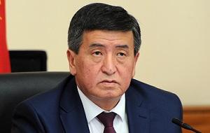 Киргизский государственный деятель, политик. Избранный президент Киргизии с 15 октября 2017 года. Премьер-министр Киргизии (с 13 апреля 2016 — 21 августа 2017 года). Был кандидатом на должность Президента Киргизии на выборах 15 октября 2017 года. Одержал победу на президентских выборах Киргизии в 2017 году.