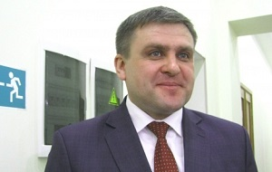 Российский государственный деятель, глава города Липецка (с 2015)