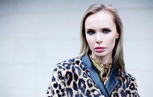 Российская актриса, певица, фотомодель и фотограф латышского происхождения