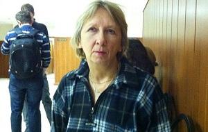 Пенсионерка. Обвиняемый в участии в массовых беспорядках и применении насилия к сотруднику полиции на Болотной площади