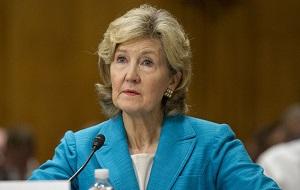 Американская женщина-политик, сенатор США от штата Техас в 1993—2013 годах, член республиканской партии