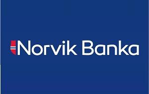 Norvik Banka (основан 29 апреля 1992 года) является одним из старейших коммерческих банков Латвии. Банк обладает самой обширной сетью филиалов и расчетных групп в стране – она доступна жителям 16 городов Латвии. По объему активов Norvik Banka является 8-ым крупнейшим банком Латвии. Norvik Banka является частью Norvik Group, в которую входит также российский Вятка-банк и английский Norvik Banka UK Limited.