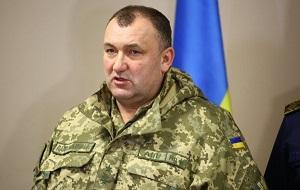 Заместитель министра обороны Украины, генерал-лейтенант