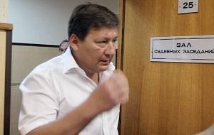 Бывший первый заместитель начальника главного управления по борьбе с оргпреступностью (ГУБОП) МВД РФ, генерал-майор
