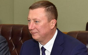 Начальник Управления ФСБ РФ по Брянской области. Бывший заместитель начальника Управления ФСБ по Республике Башкортостан